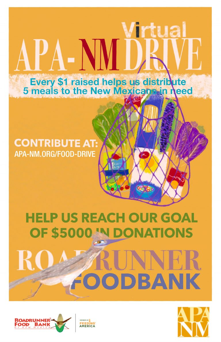 Roadrunner Food Bank – Virtual Food Drive